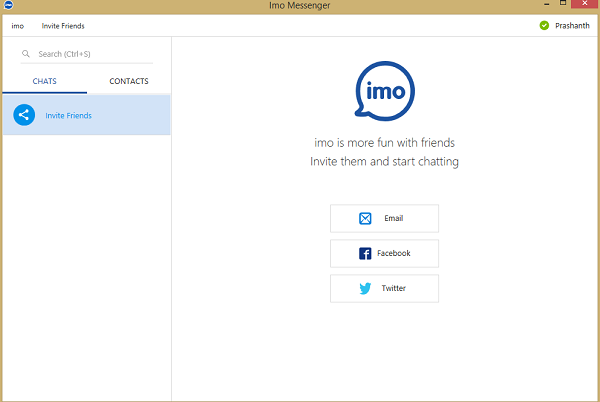 IMO desktop