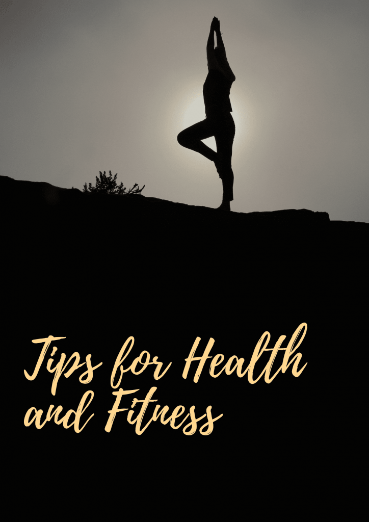 tips for health and fitness updated